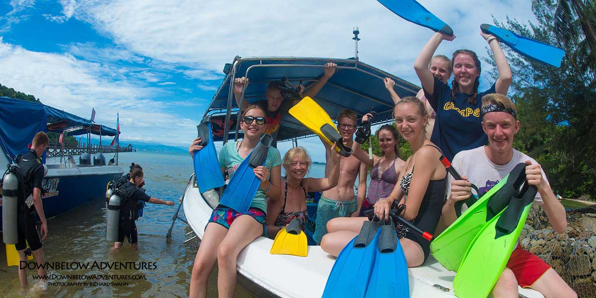 School University Expedition Borneo