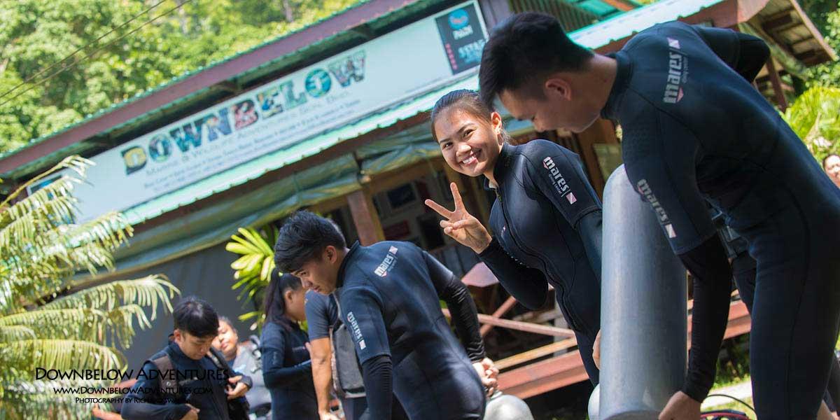 School University Expedition Program Borneo