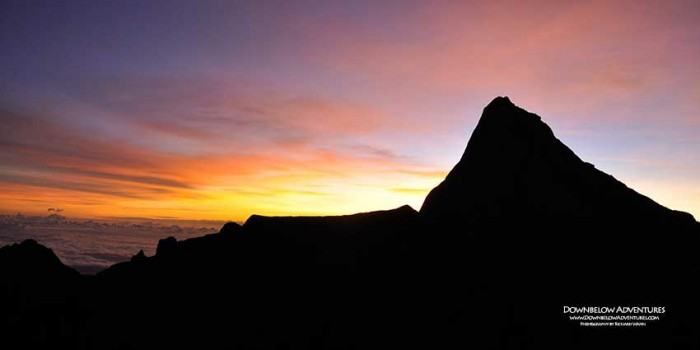 Get Fit Mount Kinabalu Summit Climb