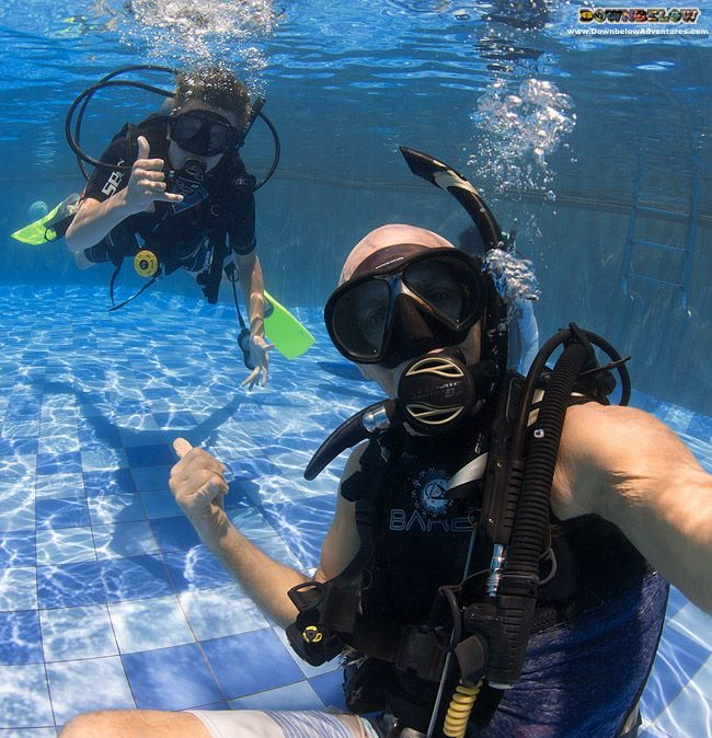Interesting Life of a PADI Instructor