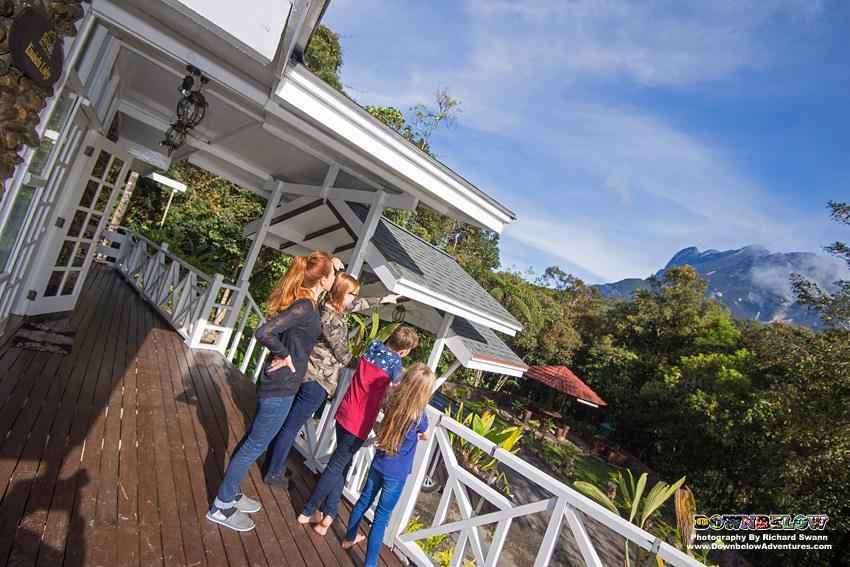 Kinabalu National Park Sabah Borneo