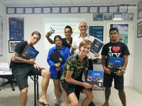 January 2018 PADI Instructor Development Course