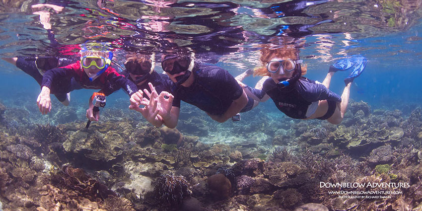 Useful Information for Snorkelling and Scuba Diving