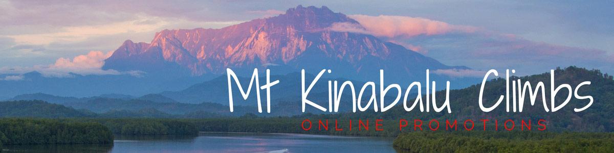 Mount Kinabalu Climb