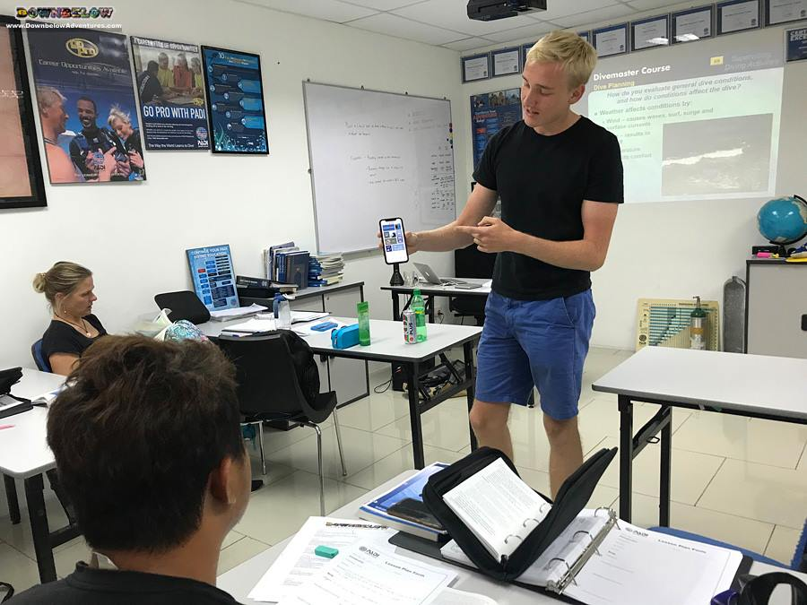 Complete Facilities for PADI IDC