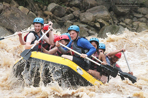 Padas White Water Rafting