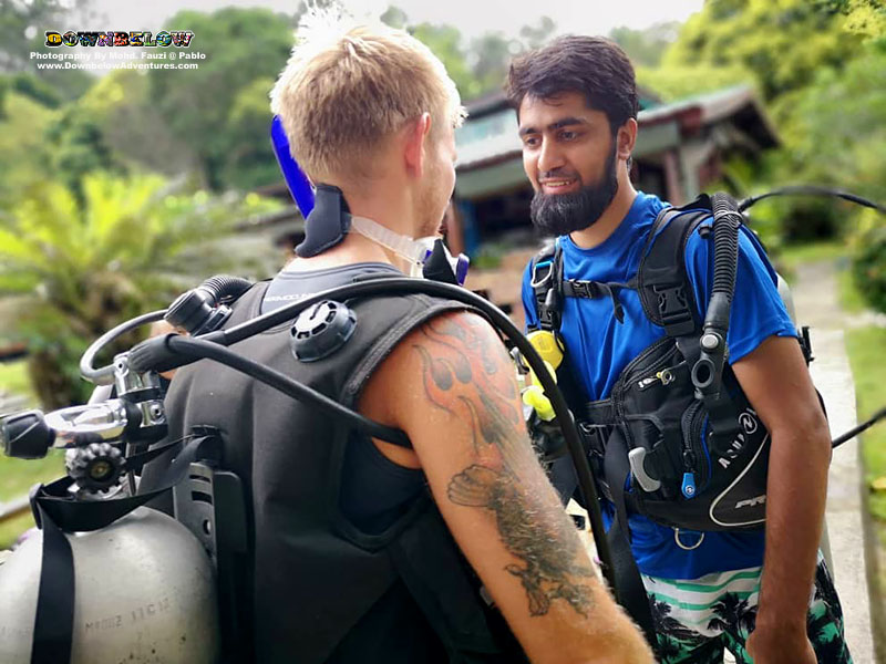 PADI Instructor Development Course September 2018