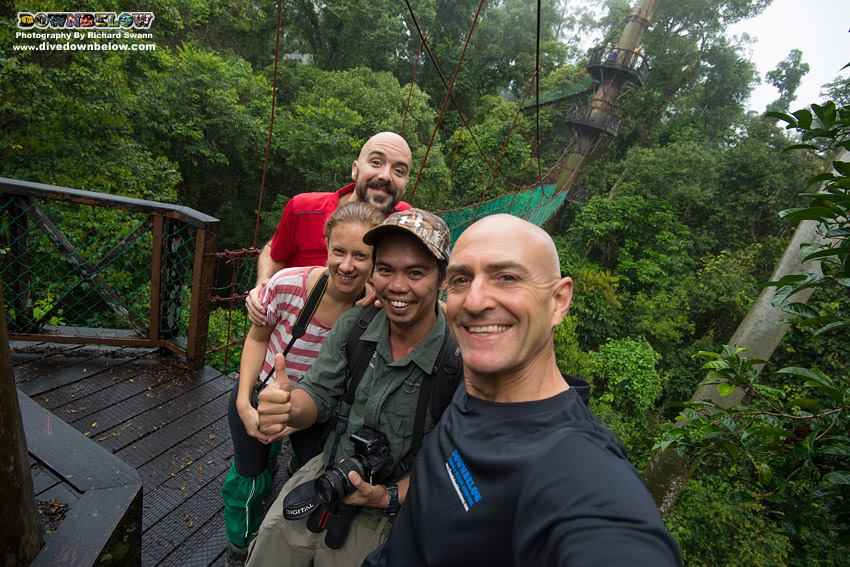 Private Guide at Danum Valley