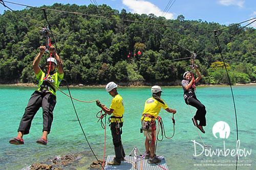 Multi Activity Day with Ziplining