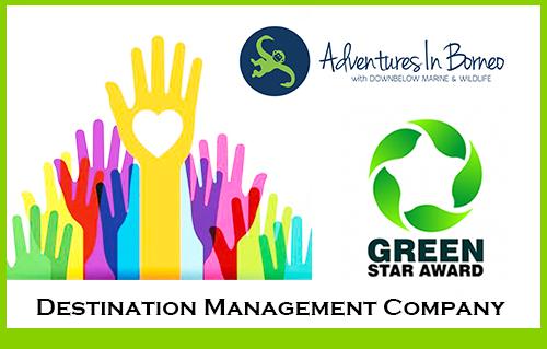 borneo padi green star award